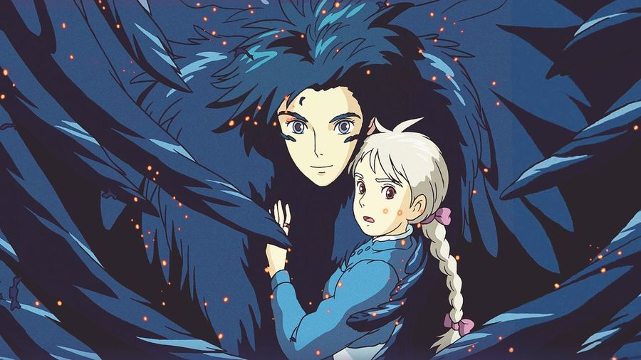 They say that the best blaze burns brightest, when circumstances are at their worst. Howlsmovingcastle Anime Hayao Miyazaki Cartoon Relaxing Watching A Movie Sunday
