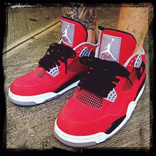 AJ IV toro bravo Sneakers Nike Air Jordan Toro Bravo 4