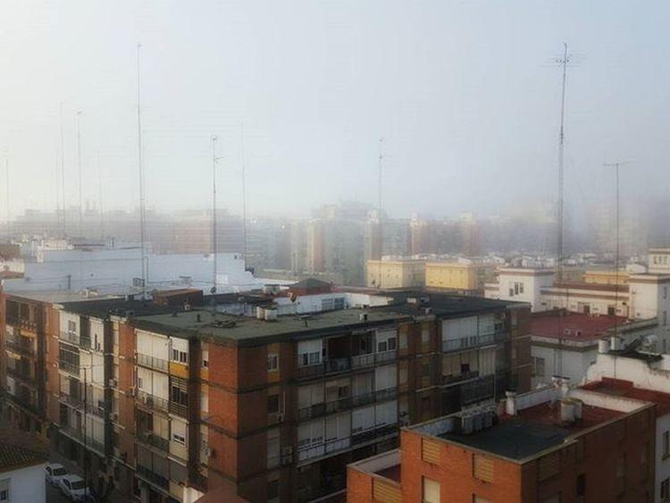 Los Remedios en la niebla Ⅱ. Showing Imperfection Up Close Street Photography