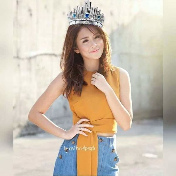 Missuniverse2015 Kathrynbernardo Teenqueen Indeed ❤just Gorgeous Simple Beauty Photography Perfection