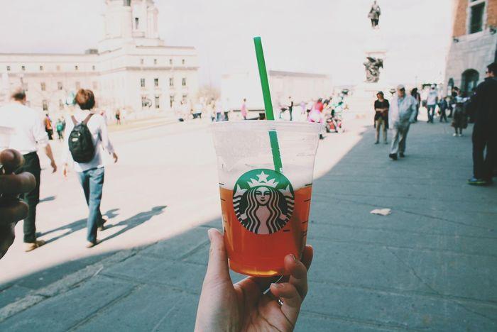 starbucks. Quebec City Starbucks Travel Enjoying Life
