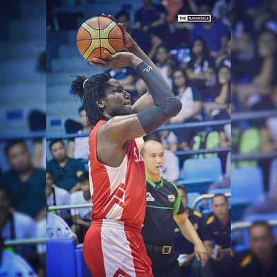 Adeogun @mcdavid_philippines 🏀 . . . NCAA Ncaa91 Ncaaseason91 SBCvsJRU sanbeda redlions jru heavybombers seniors hoop ballers ballislife basketball themanansala