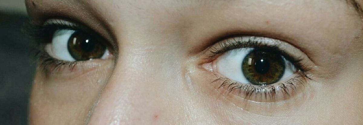 Eye colour-Unknown.. Eyes Eyes Collection Green Brown Small Eyes Bit Tired Natural No Makeup Mine