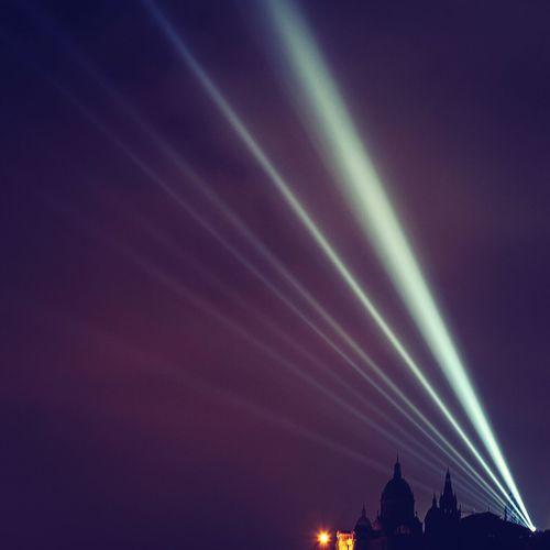 Gotham city on