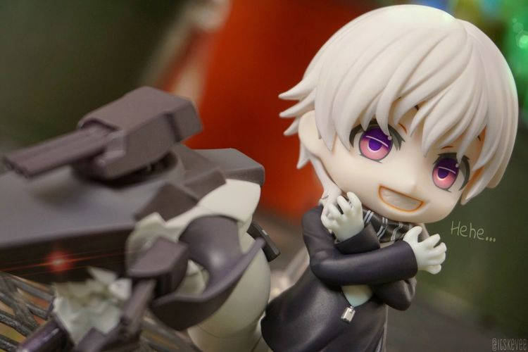 ReClass ~ ReClass 艦隊これくしょん Kantaicollection 艦コレ ねんどろいど Nendoroid Kancolle Anime Japan Art Check This Out Posey Taking Photos Cheese! Enjoying Life Relaxing Abyssal Monster First Eyeem Photo