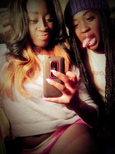 my sister and I tho
