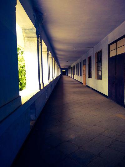 corridor Empty