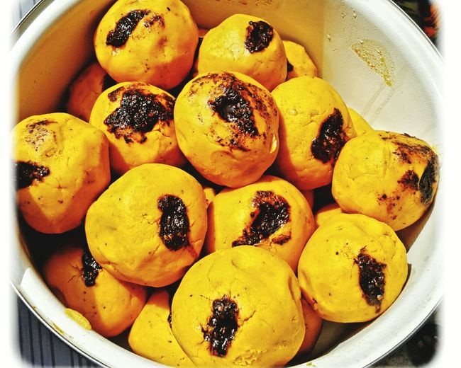 African meal (foufou) AfricanFood Ivorianfood Cotedivoire Foodporn Eating Good EyeEm Yellow