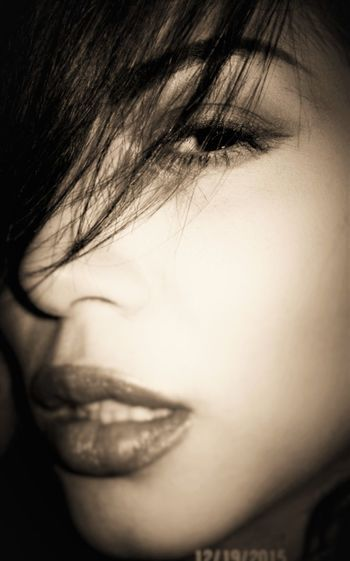 Beauty Expression EyeEm Photograghy Eyes Headshot Model Perspective Self Portrait Studio Timeless Vintage Portrait Woman's Facefemale, Emotive Eyes, Life, Story. The Portraitist - 2017 EyeEm Awards The Photojournalist - 2018 EyeEm Awards The Portraitist - 2018 EyeEm Awards The Fashion Photographer - 2018 EyeEm Awards