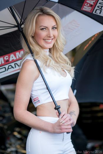 Looking At Camera Blond Hair Portrait Only Women Smiling One Woman Only One Person Young Adult Young Women Beautiful Woman People One Young Woman Only Outdoors Day Gridgirls Grid Girl Beautiful Model Pitlane Britishsuperbikes