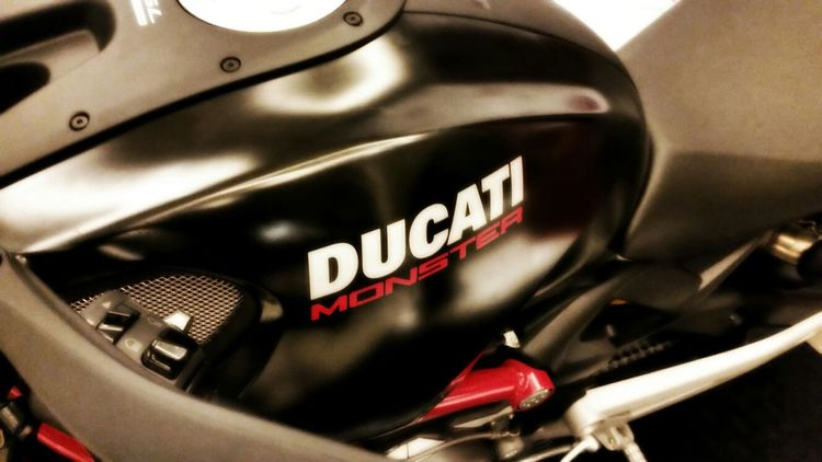 Oh yeah!!! Really a MONSTER!!! DucatiPhilippines
