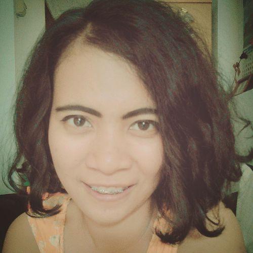 helloooo.. this is my new hair!! hahaa Newhaircut Today Exited  Badorgood