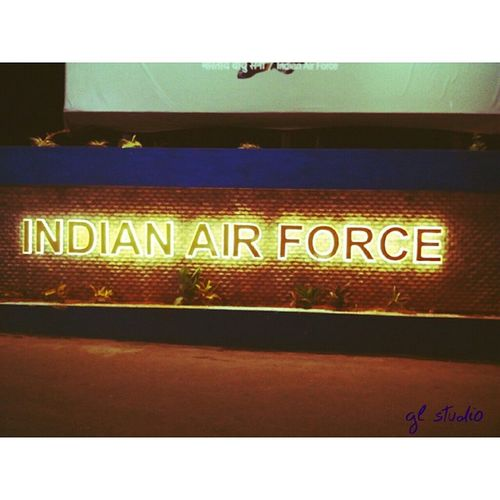 Touch the sky with glory!!! IndianAirForce