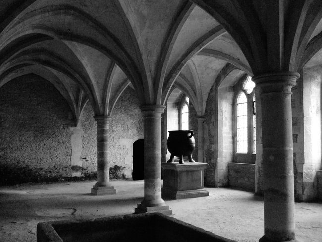 Columns Cauldron Vaulted Ceilings Window Light Places I've Been