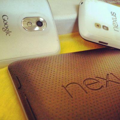 Nexus Nexus4 Nexus7 Galaxynexus
