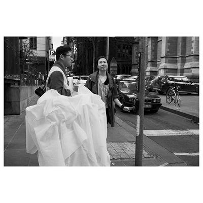Street photograph from Melbourne Australia Candid Street Athexphotographs