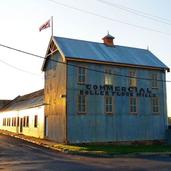 The local mill Gulgong Australia Travel Country Life