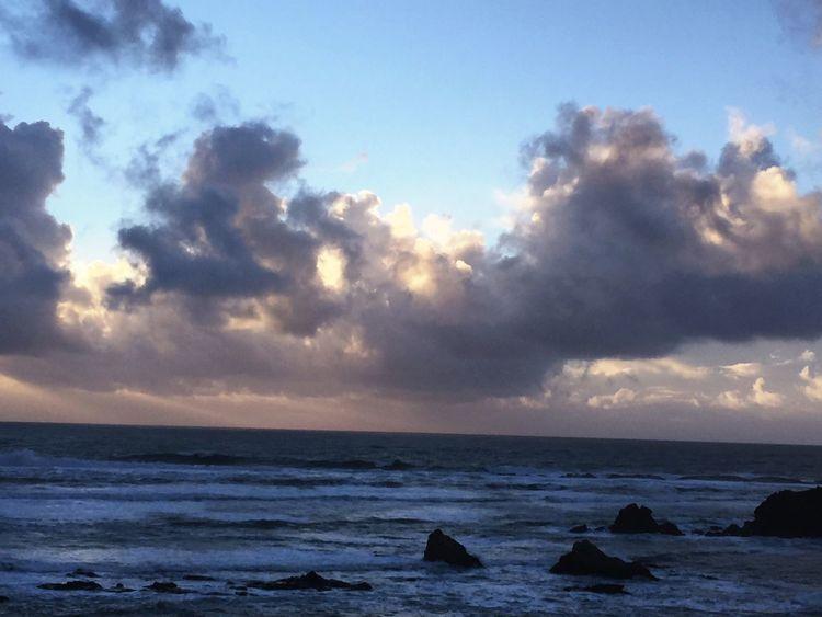 Pacific Ocean Ocean View Oceanside Enjoying Life Scenery Nature Photography Beautiful Nature