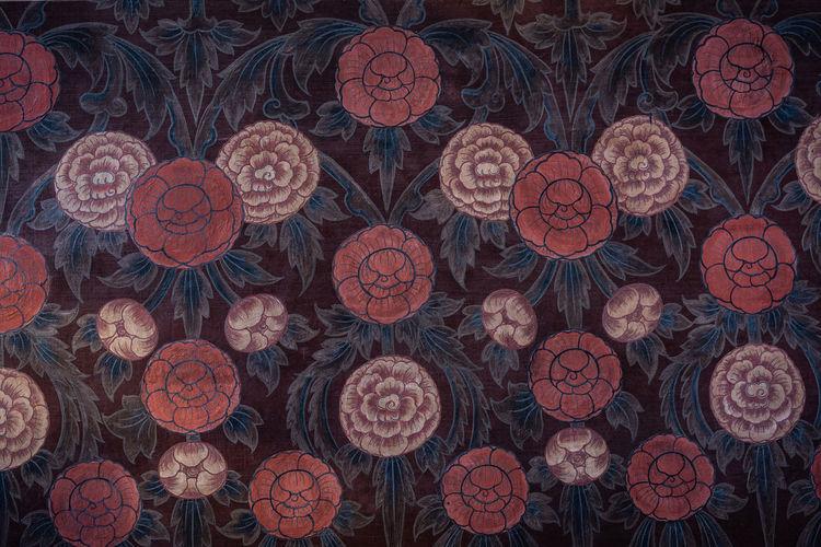 Thailand Art Pattern Thai Art Art And Craft Backgrounds Craft Design Fine Art Fine Art Painting Pattern