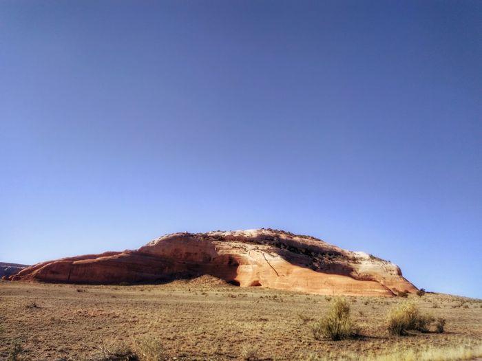 Sandstone Mound