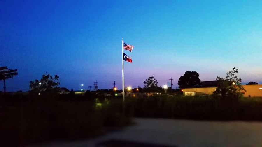 Taking Photos Check This Out Low Angle View Outdoors Cities At Night Eyeem Awards 2016 Night Found On The Roll Dark Street Light Leisure Activity Selective Focus Pole Flag