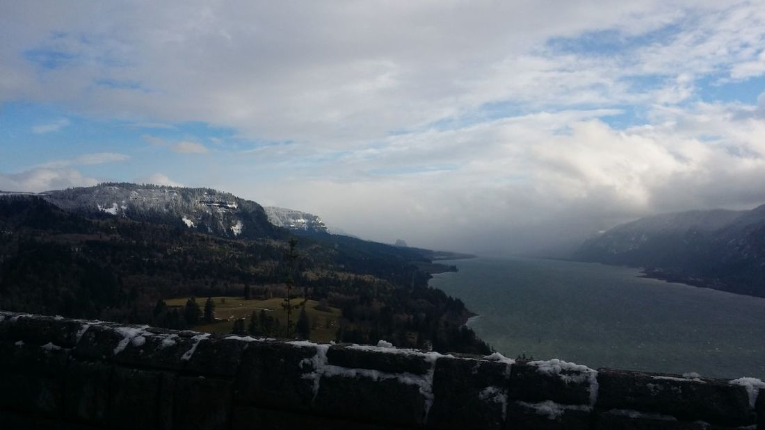 Winter comes to Cape Horn
