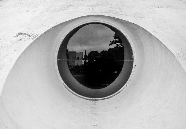 Oca Abstract Backgrounds Circle Circular Design Detail Hole Ibirapuera Indoors  Oca Olho Saopaulo