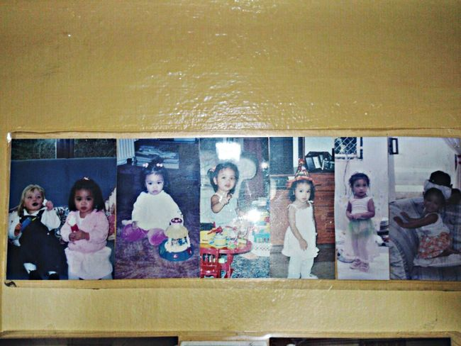 These photos are me when I was small :) Baby Photos Photos Flashback Throwback