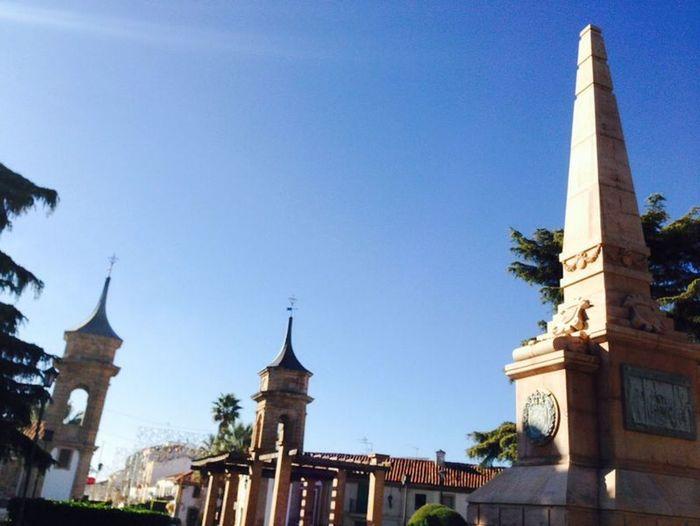 Plaza de las Delicias La Carolina