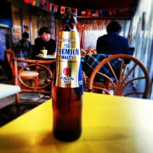 Beer Suntory Malts Tokyo ikebukuro sakurahotel vacation goodtimes