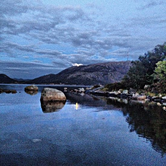 Nordic Light Clouds And Sky Water_collection Norway