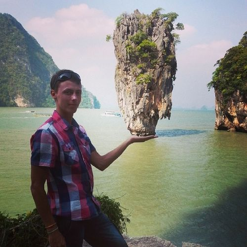 Thailand Sky Ну, без такой фотки никуда :D
