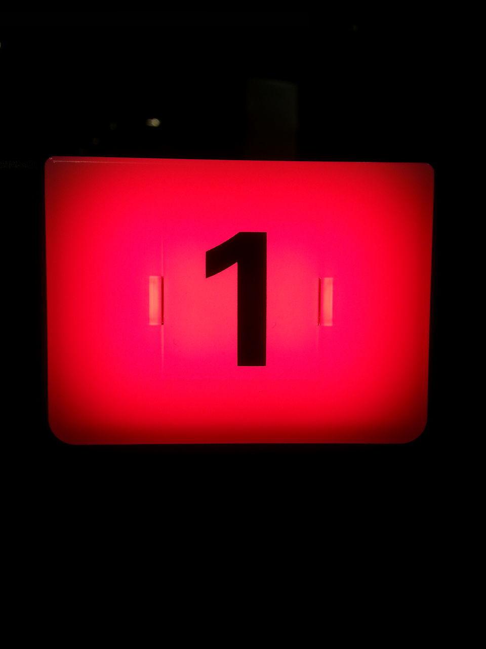 communication, black background, guidance, dark, studio shot, exit sign, illuminated, direction, no people, red, indoors, information medium, technology, neon, close-up