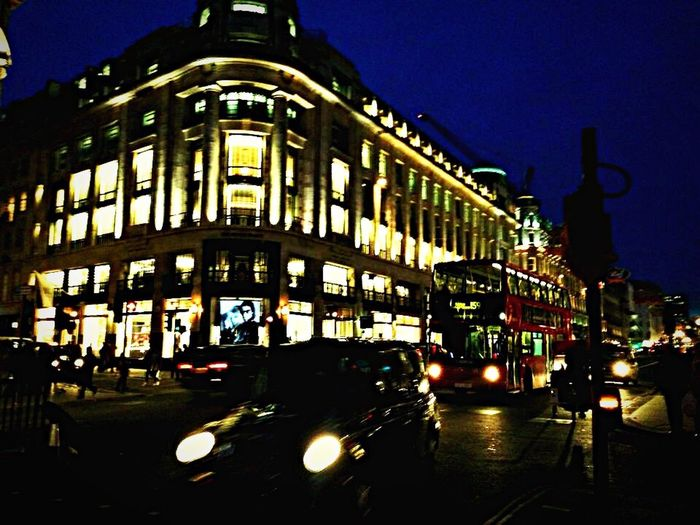 Great Britain LONDON❤ London Regent St London Regentstreet Showcase March My New Life  My Point Of View My Best Eyeem Shot My Town My Passion ❤ My Photography My Passion EyeEm Best Shots Eye Night Lights Nightphotography Night Photography Relaxing Taking Photos Taking Pictures Enjoying Life Hi! Hello World Cities At Night