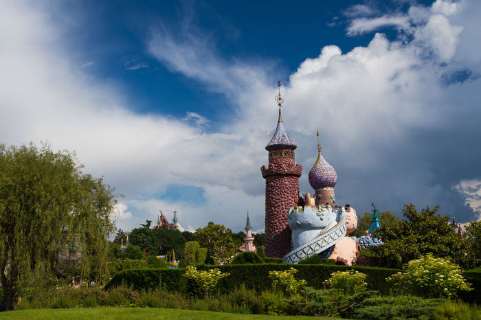 Dreams World Travel Destinations Tourism Showcase June People Outdoors Multi Colored Joy France Disneyland Day Childhood Enjoying Life Clouds And Sky Landscape