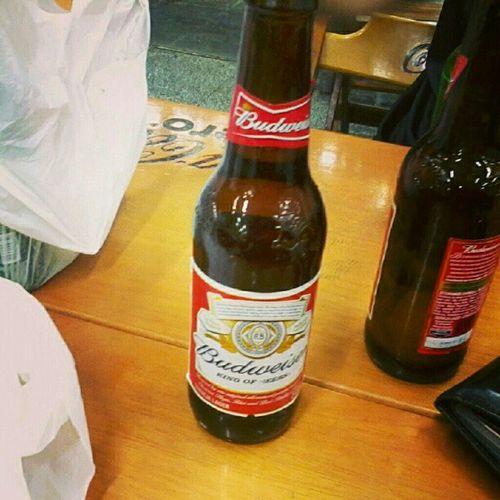A melhor do mundo! The real king of beers <3 Budweiser TheKingofBeer Greattimesarecoming InstaGordo