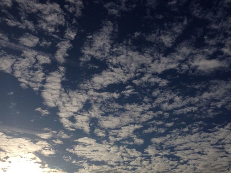 Beauty In Nature Sun Sky Clouds