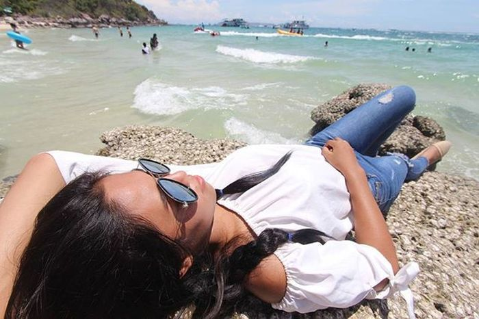Kohlarn Kohlarntrip Lalita😊 Beach Summertrip Summerholiday Summertime Summer Seabreeze