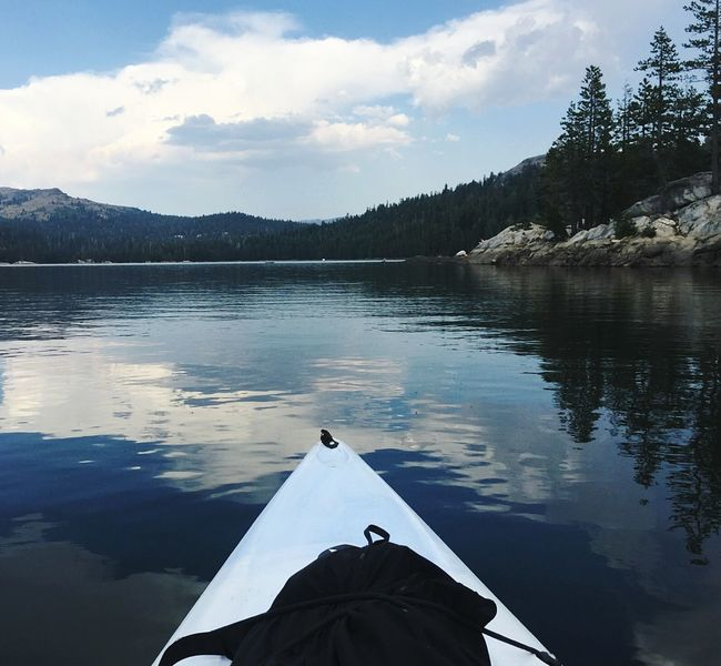Lake Check This Out Lake Alpine Save The Nature Color Of Life Taking Photos Just Relaxing California Color Kyak Kyaking Kyaking On The Lake