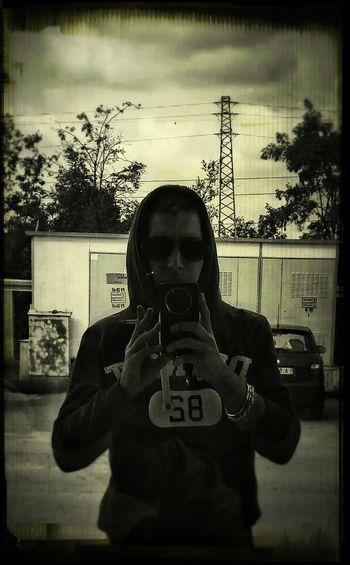 Me, Myself And I Selfie ✌ People
