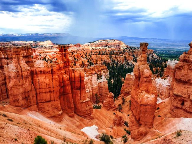 Arches United States EyeEm Nature Lover Nature EyeEm Best Shots Popular Photos Bryce Canyon Landscape Beautiful Cloud And Sky