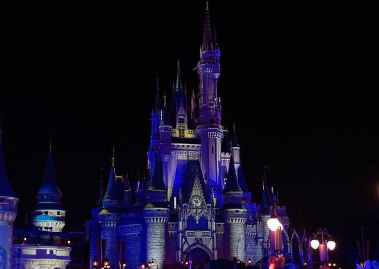 Blue Castle