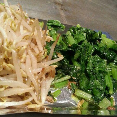 Teppanyaki Vege Foodism Fooporn Sedap Teppanyaki green