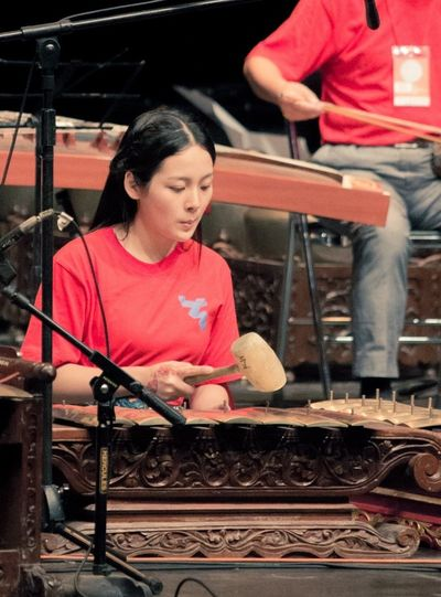 Ningbo University Gamelan Festival Kesenian Yogyakarta Stage Photography