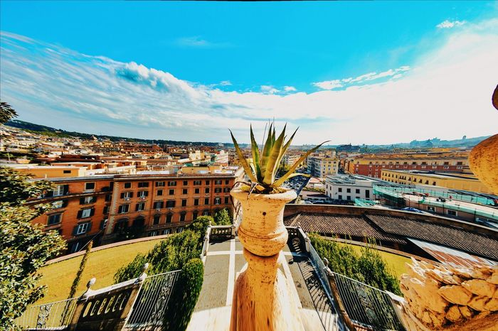 Cityview Rome Vacations Travel Tourism Travel Destinations Cityscape City Architecture Outdoors Colourful Urban Skyline Urban Photography Eye4photography  EyeEm Best Shots Drastic Edit From My Point Of View