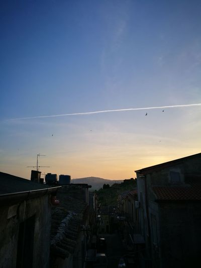 25Aprile Sunset Sky No People Outdoors Nature Photo Sky And City Beauty In Nature Nofilter Italia Sicilia Skylovers Photooftheday Skylines HuaweiP9 Leicacamera