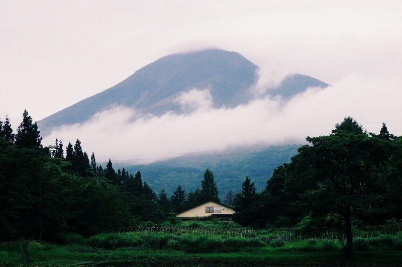会津磐梯山 Mountain Bandaisan