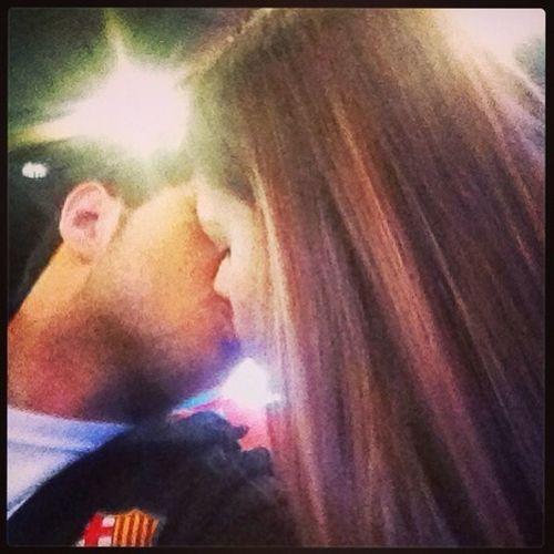His Kisses <3