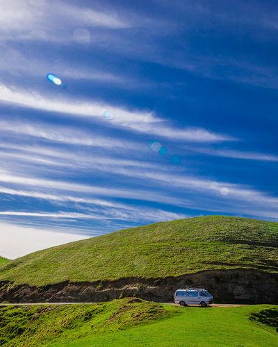 New Zeland  Sky