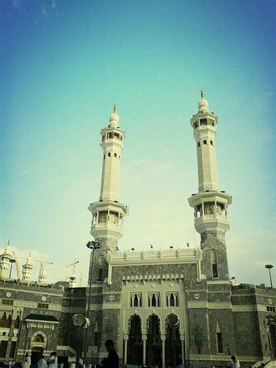 Madjidil Haram Mosque Mekkah Al Mukaramah